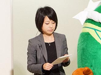 杉田沙智代さん