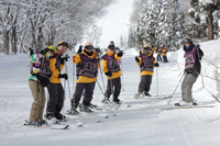 スキー実習(保健体育)
